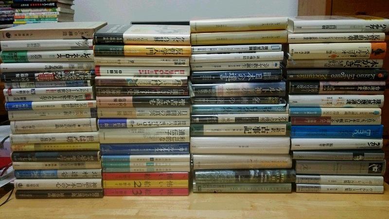文学、歴史書、哲学書、宗教書、心理学書、ノウハウ本等